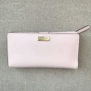 Kate Spade Wallet - Light Pink